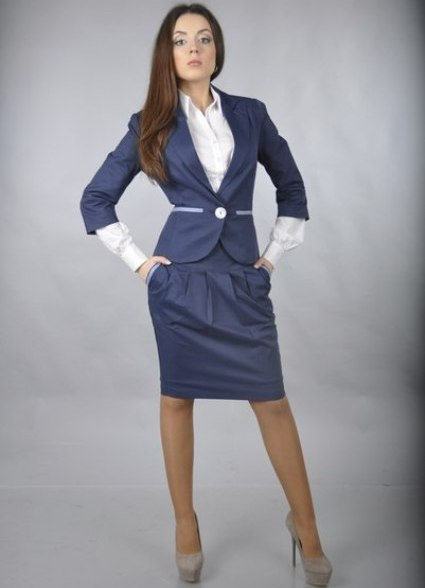Офисная одежда для девушек доставка