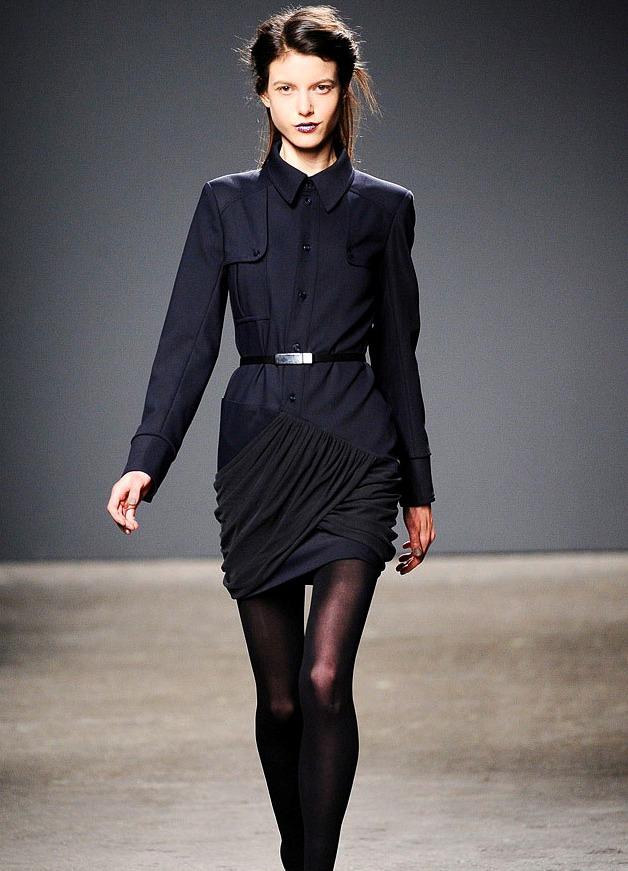 Офисная одежда для девушек 2015