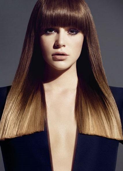 Уроки модного окрашивания волос