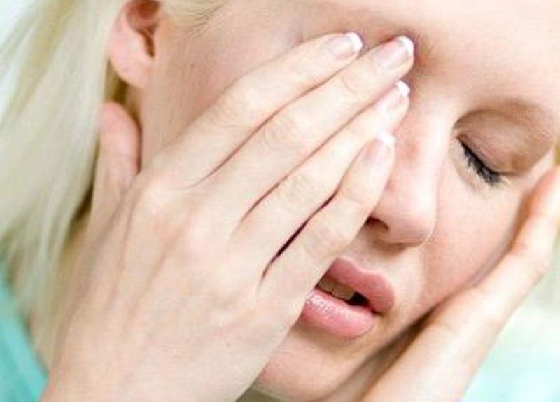 аллергия отек глаз что делать