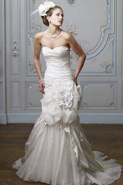 открытые свадебные платья 3