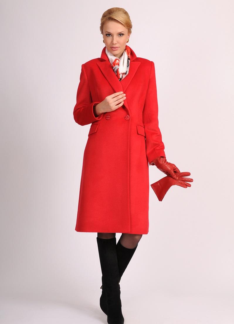 Стильные демисезонные женские пальто