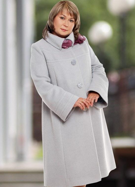 Осенняя Одежда Для Полных Женщин Фото