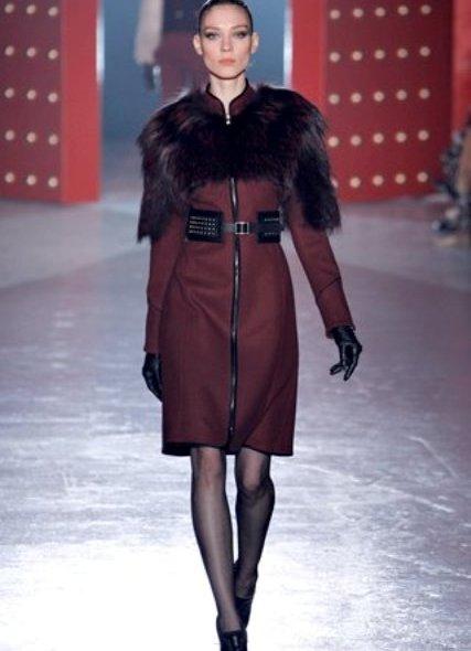 Модные тенденции осень-зима 2012-2013 г. - женское пальто.