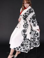 Демисезонное женское пальто