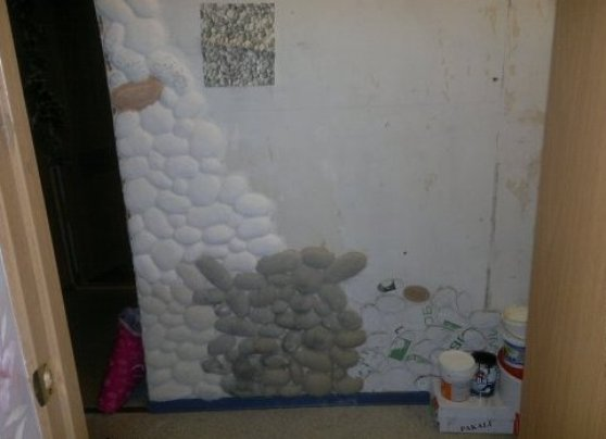 Отделка стен папье-маше своими руками 97