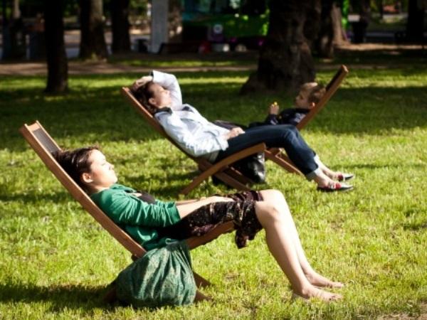 Они занимались сексом в московском парке