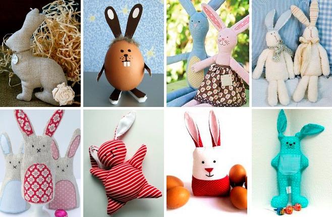 Из чего своими руками сделать зайца