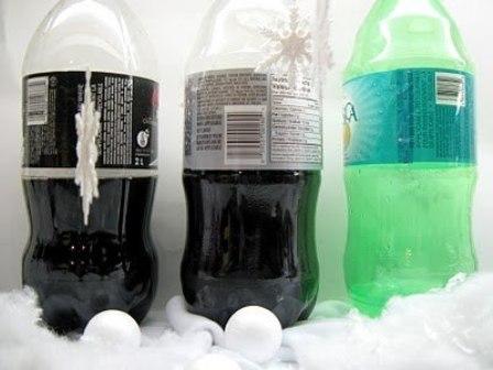 пингвины из пластиковых бутылок 2