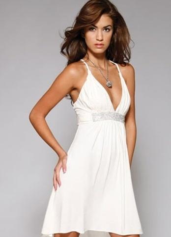 N10248 Черное летнее платье с орнаментом Клубное платье