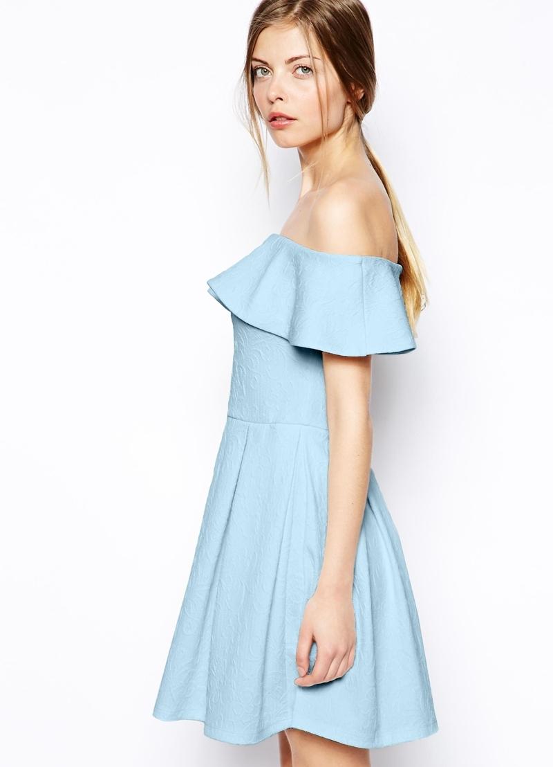 шарфы спицами платья