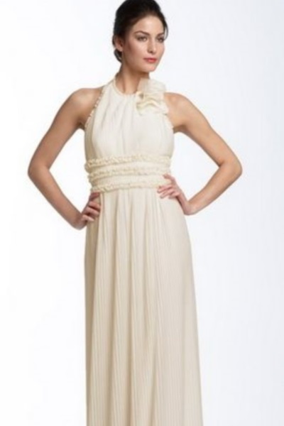 белые платья в греческом стиле 1