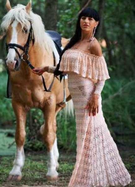 платье в испанском стиле 3