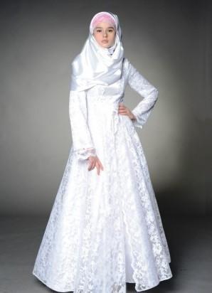 Платья свадебные никаха