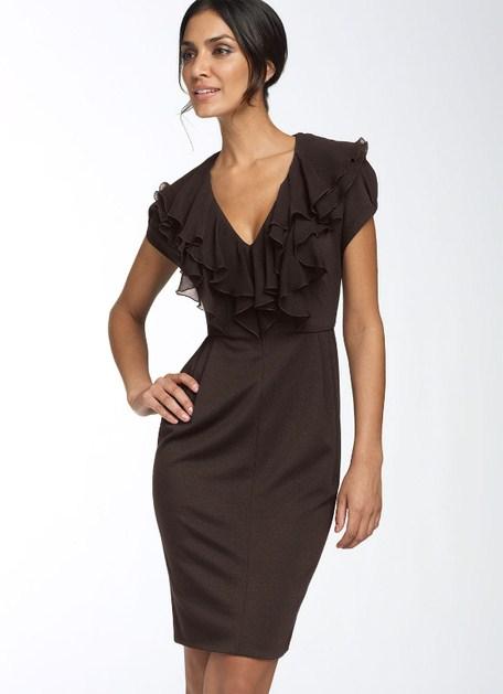 Модная женская одежда для офиса 2014-2015 года - Деловой стиль