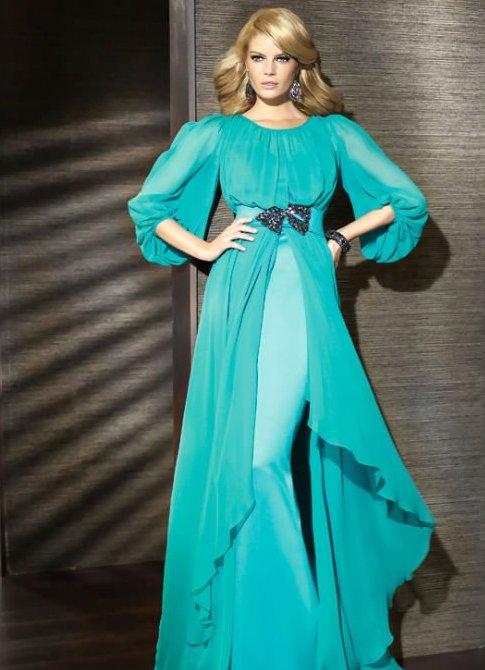 трикотин фасон платья