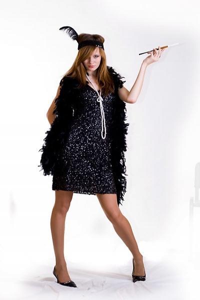 Фото платье в стиле гангстеров фото