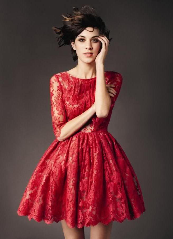 Платье С Пышной Юбкой Купить
