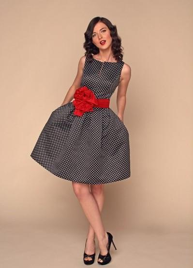 Платья с пышной юбкой 2013 3