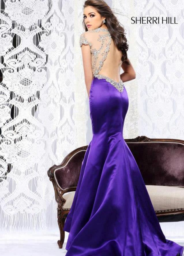Платья длинные шерри хилл