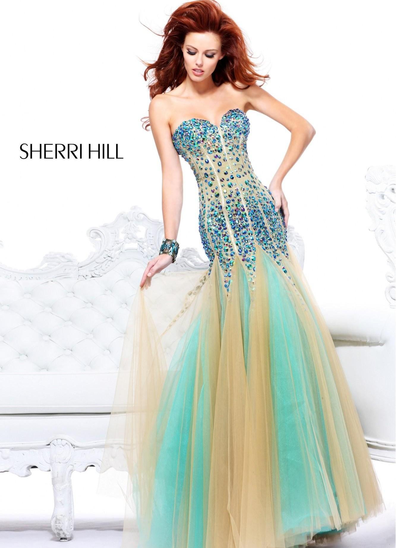 Платья коллекции sherri hill