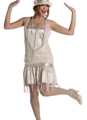 Современные платья Чикаго Современный женский силуэт для платья 20-х годов в стиле Чикаго...