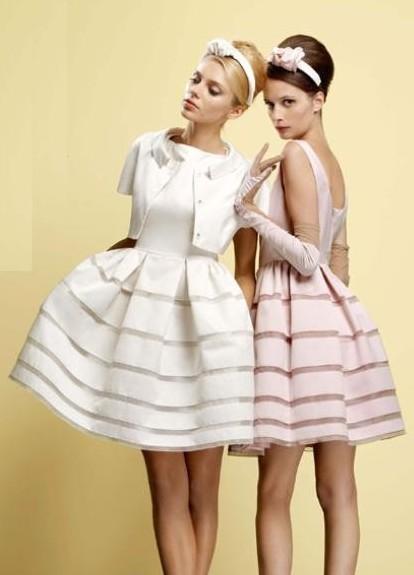 Купить платье в стиле одри