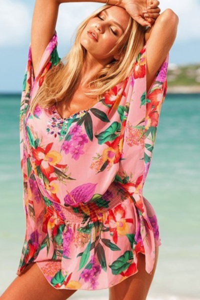 Пляжные платья как называется