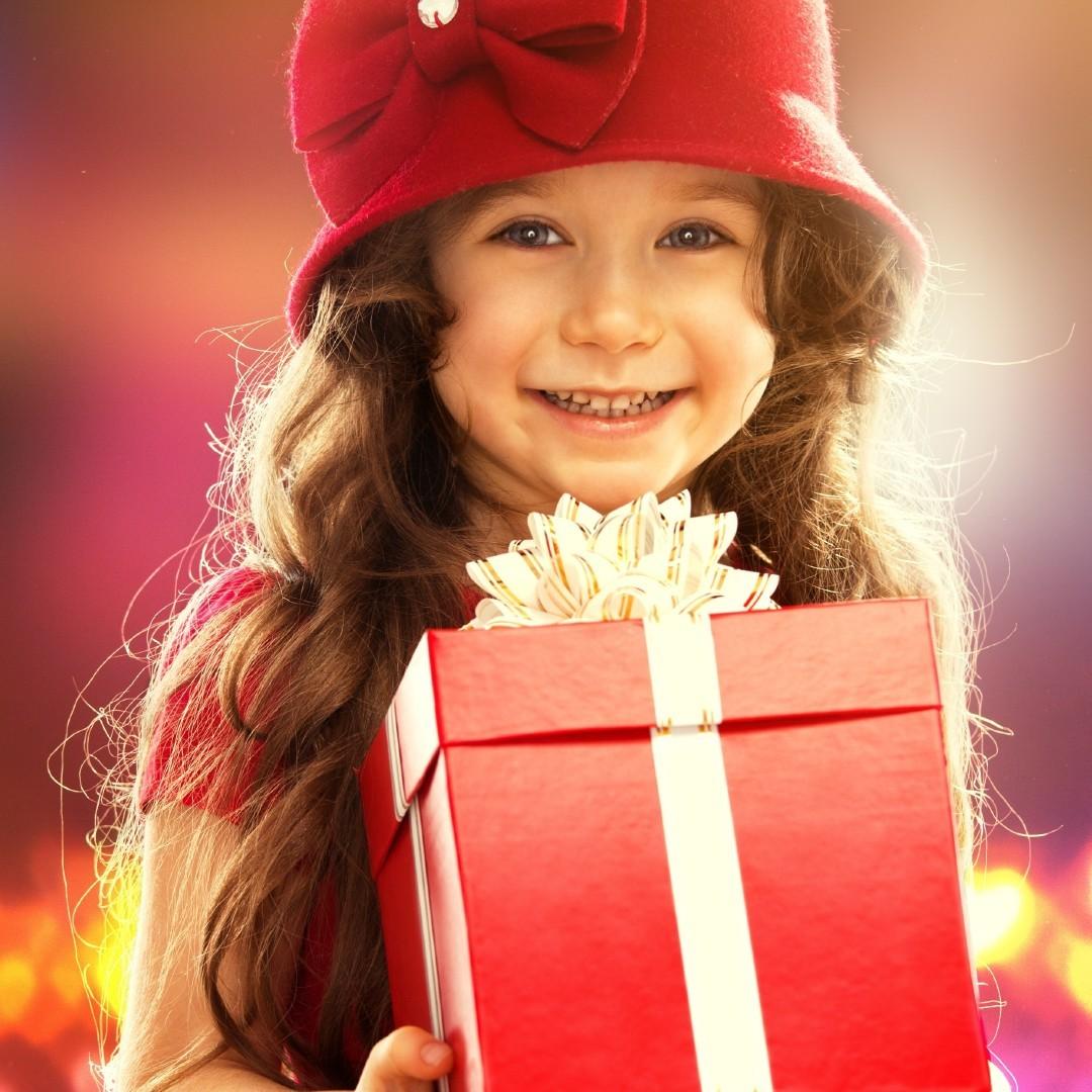 Подарок на новый год 4 5 лет