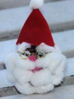 Поделка Дед Мороз своими руками