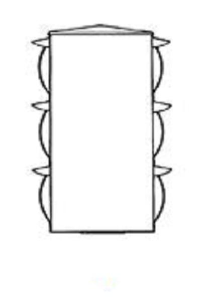 Шаблон светофора из бумаги своими руками