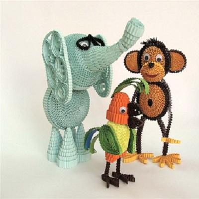 Плетение из бисера кувшинка схема
