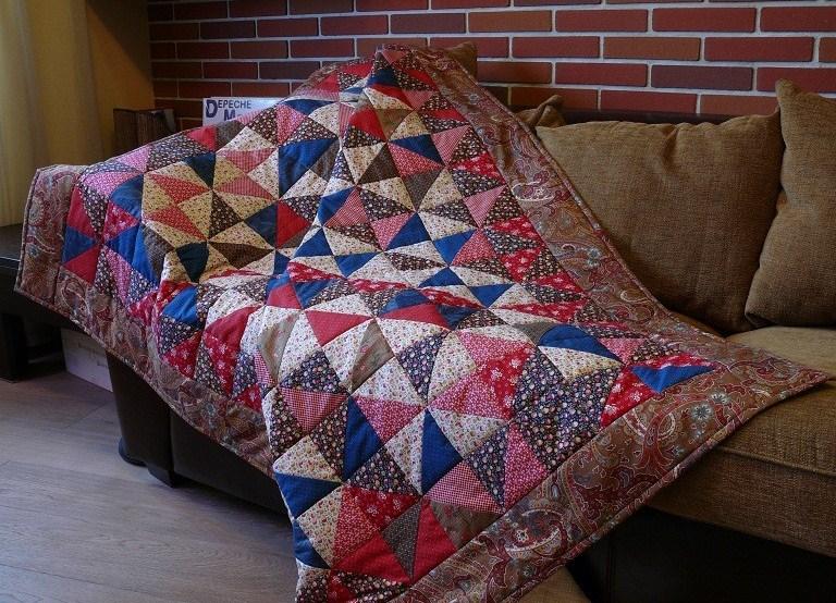 Поделки из ткани для платья