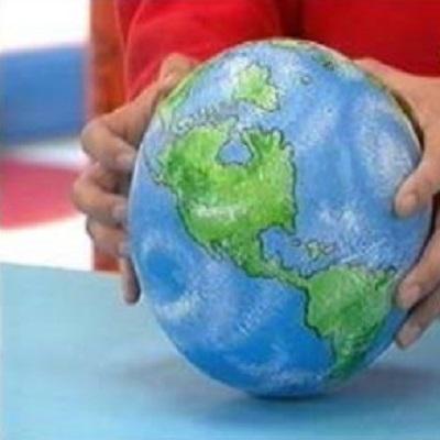 Сделать своими руками макет нашей земли