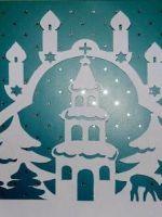 Поделки - рождественская сказка