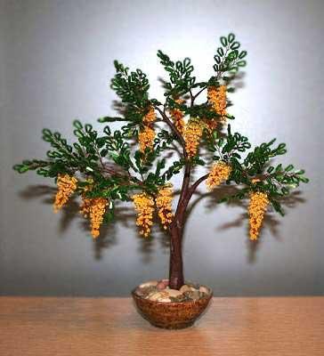 Подставка для бисерного дерева