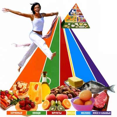 Правильное питание здоровый образ жизни диеты и упражнения