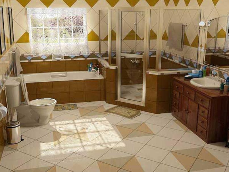 Интерьеры ванной фото просто и со вкусом