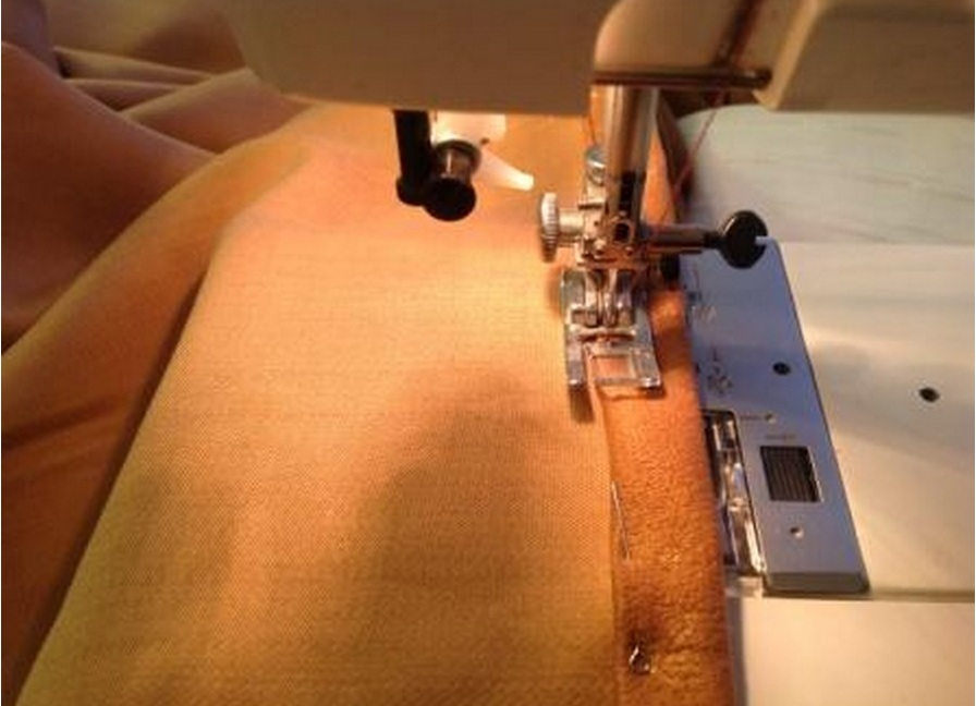 способы пошива штор своими руками фото