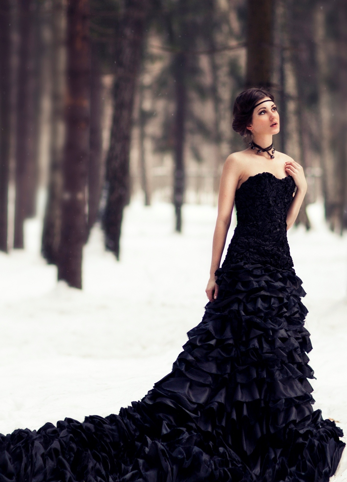 Аксессуары на платье сделанные