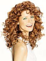 Прически с накрученными волосами