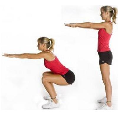 как похудеть за неделю упражнения без диет