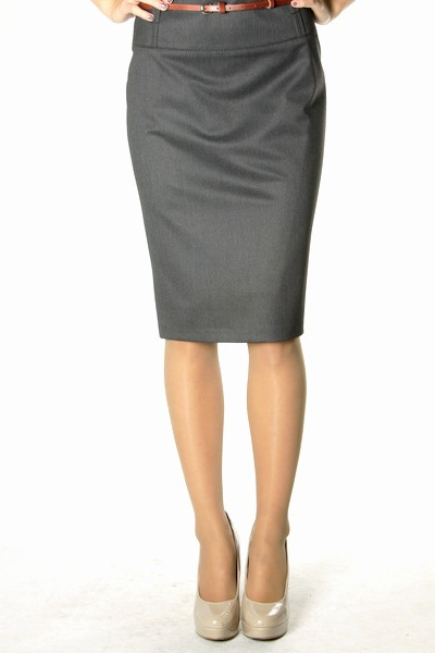 Прямая юбка классическая фото