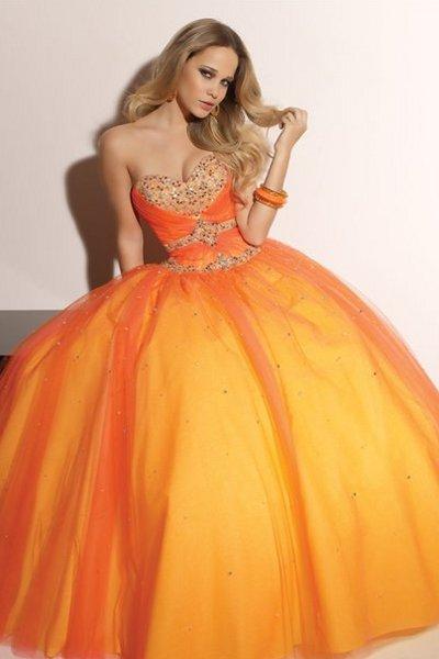 Модели платьев для выпускного вечера с