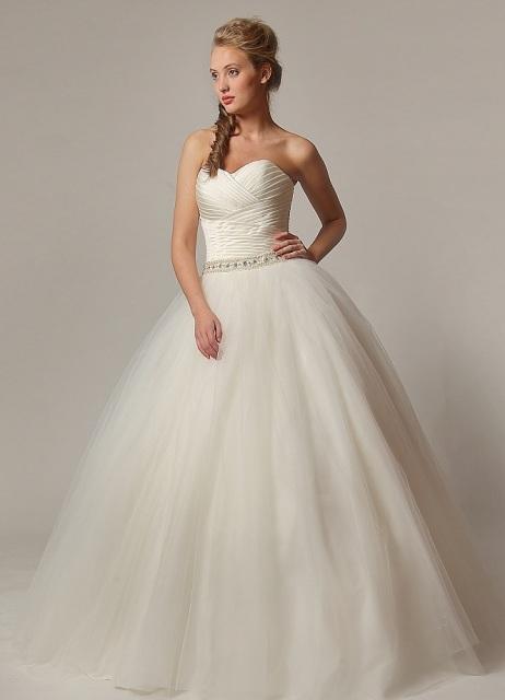 Wedding Saloon :: свадебные платья 2013 пышные - Свадебные платья