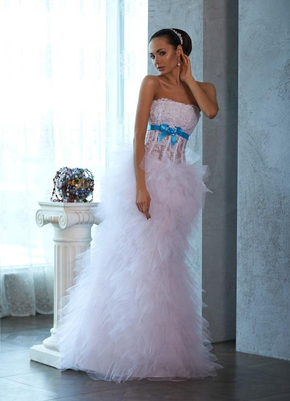 пышные свадебные платья 2015 1