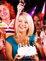 Развлечения на день рождения