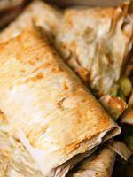Рецепт сулугуни в лаваше