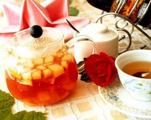 Фруктовый чай своими руками рецепт 12