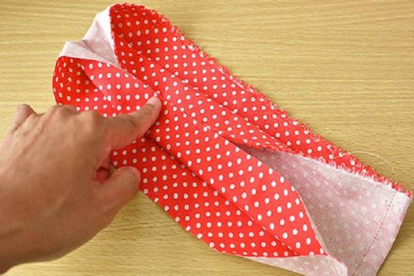 Резиночки своими руками из ткани